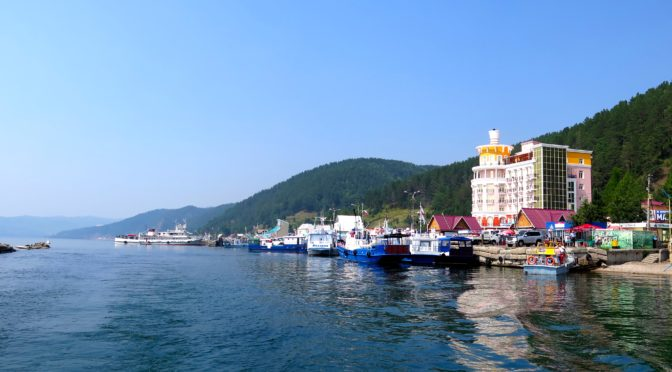 "Traveling to ""The Pearl of Siberia"""